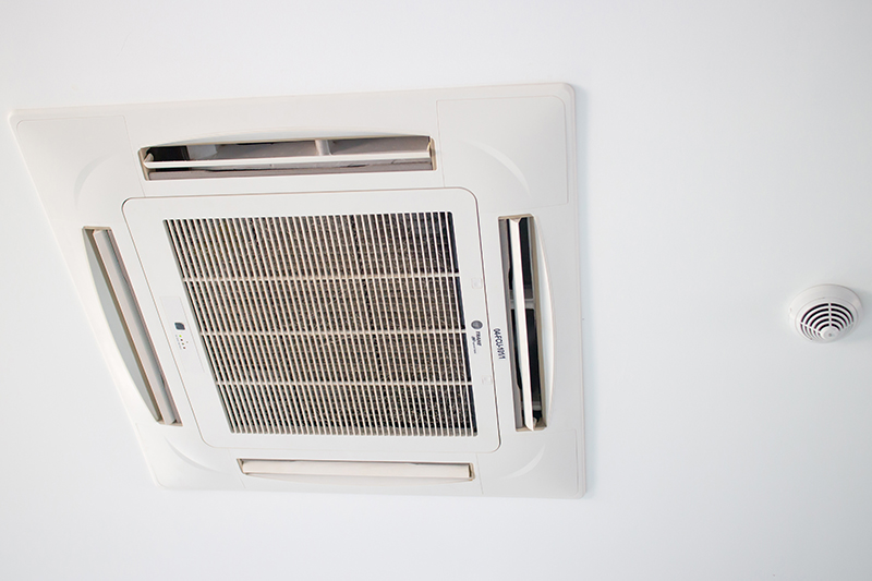 NHS Air conditioning