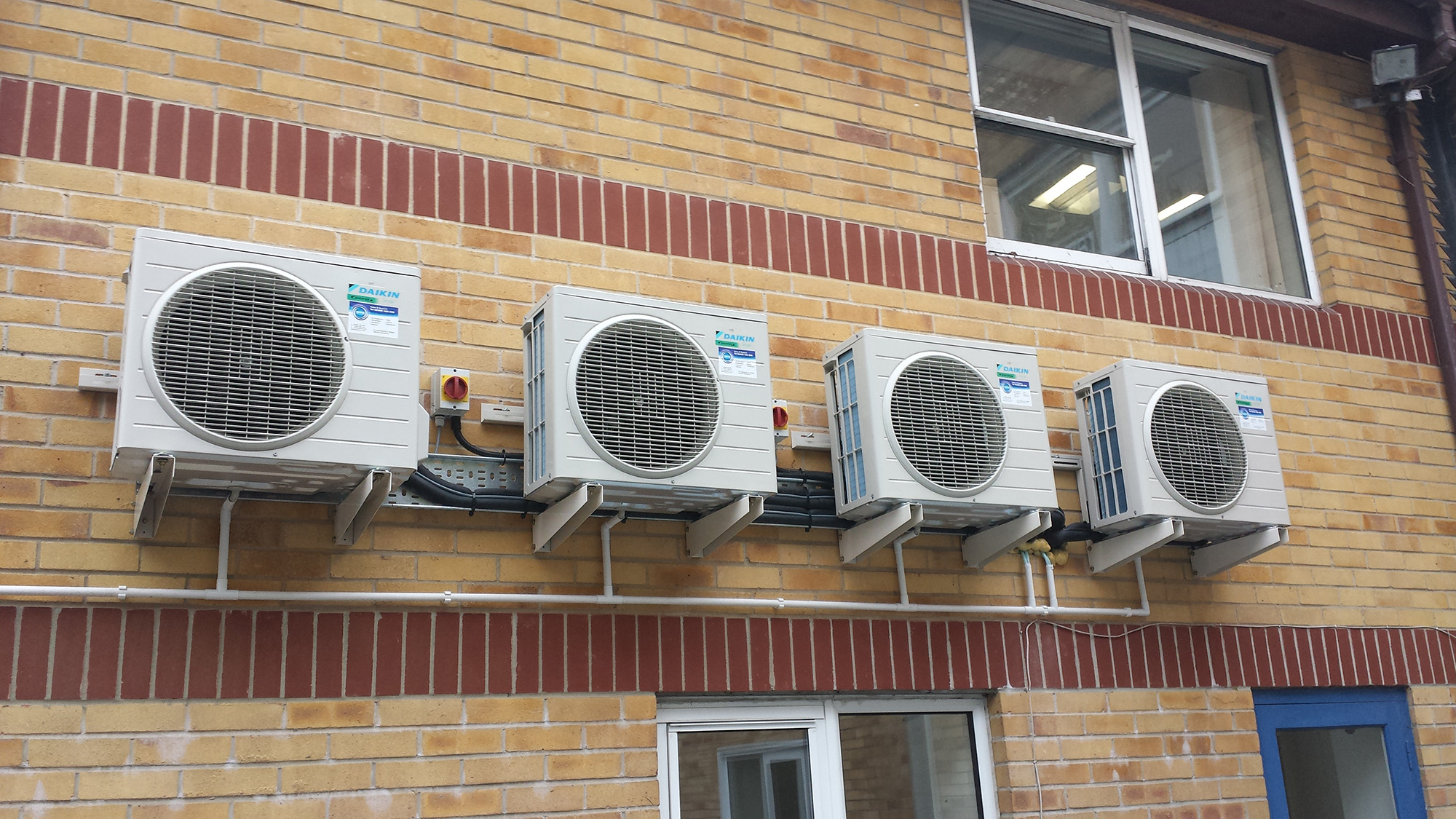 Bespoke air conditioning